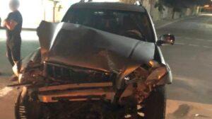 В Запорожской области пьяный водитель Toyota врезался в грузовик с прицепом, – ФОТО