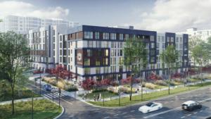 В историческом центре Запорожья появится современный жилой комплекс с собственным 3D-парком