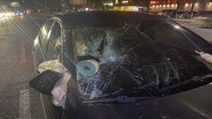 В Запорожье на Набережной насмерть сбили пешехода, – ФОТО