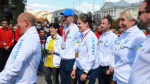 В Запорожье призёры Олимпиады и Паралимпиады получат по миллиону гривен из городского бюджета