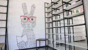 В Запорожье на Бабурке заканчивают реконструкцию еще одной библиотеки, – ФОТОРЕПОРТАЖ