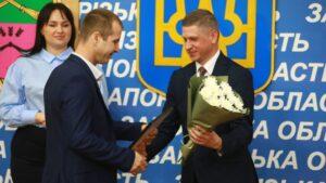 В Запорожье наградили победителей конкурса «Отец года»