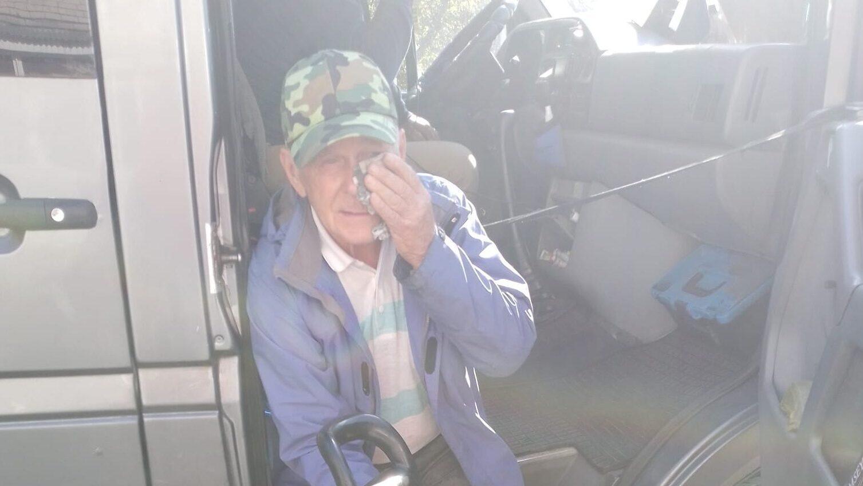 Избиение маршрутчиком пенсионера в Запорожье: уголовное дело переквалифицировали