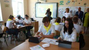 Под Запорожьем капитально отремонтировали гимназию «Интеллект» и построили два новых школьных корпуса, – ФОТО