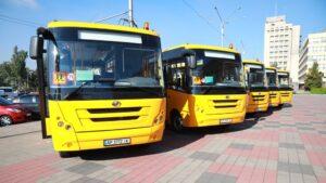 Громади Запорізької області отримали ще 5 шкільних автобусів виробництва заводу ЗАЗ, – ФОТОРЕПОРТАЖ