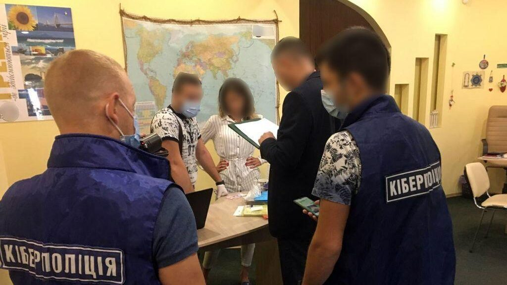 В Запорожской области турагентство продавало поддельные ПЦР-тесты на коронавирус, - ФОТО, ВИДЕО