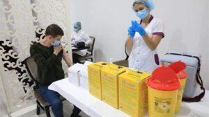 В новом запорожском центре вакцинации прививку сделали уже 500 человек