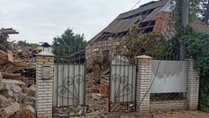 На Запоріжжі чоловіка підозрюють в умисному знищенні власного будинку