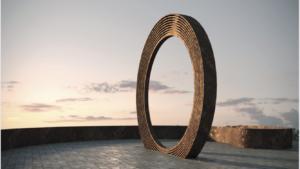 У Запоріжжі на Хортиці почали встановлювати новий арт-об'єкт, – ФОТО