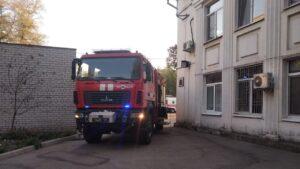 В Запорожье станция скорой помощи осталась без электричества: на помощь пришли ГСЧС-ники
