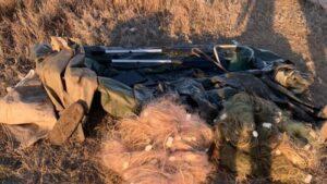 Не забрали улов и резиновый костюм: в Запорожье пограничники обнаружили «ничейный» улов на 165 тысяч гривен