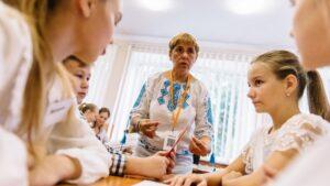 Учительница из Мелитополя стала победительницей в номинации на международном конкурсе