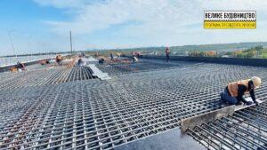 В Запорожье строительство балочного моста между Хортицей и Бабуркой вышло на финальный этап, – ФОТО