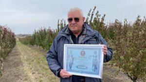 Кизиловий сад у Запорізькій області встановив рекорд України, – ФОТО