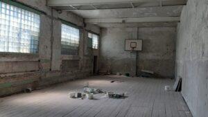 У Запоріжжі слідчий ізолятор здає в оренду будівлю старого спортзалу