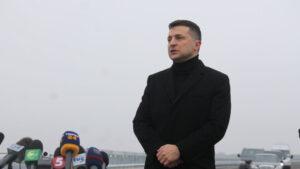 Сьогодні до Запоріжжя завітає президент України Володимир Зеленський