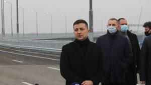 Завтра в Запоріжжі очікується візит президента України Володимира Зеленського