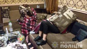 До 10 тисяч з одного клієнта: в Запоріжжі викрили два борделя, де знімали на відео клієнтів, - ФОТО