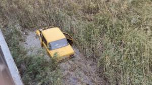 У Запорізькій області під мостом у річці знайшли автомобіль: водій загинув, – ФОТО