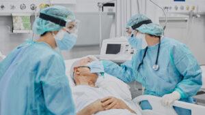 В Запорожской области от коронавируса умер еще 21 человек