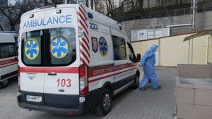 У Запорізькій області перевищений рівень госпіталізації пацієнтів з «ковідом»