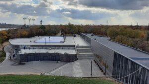 У Запоріжжі на Хортиці готуються до створення нової експозиції музею історії козацтва