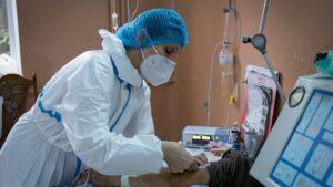 Украина – 4-я в мире по суточной смертности от коронавируса