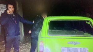 У Запоріжжі поліцейський у свой вихідний затримав автовикрадача, – ФОТО