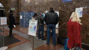 В Запорожье на железнодорожном вокзале развернули пункт вакцинации и экспресс-тестирования
